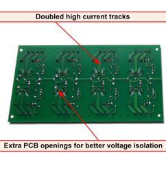 8 channel relay board for your arduino or raspberry pi 24v [ 1000 x 1000 Pixel ]