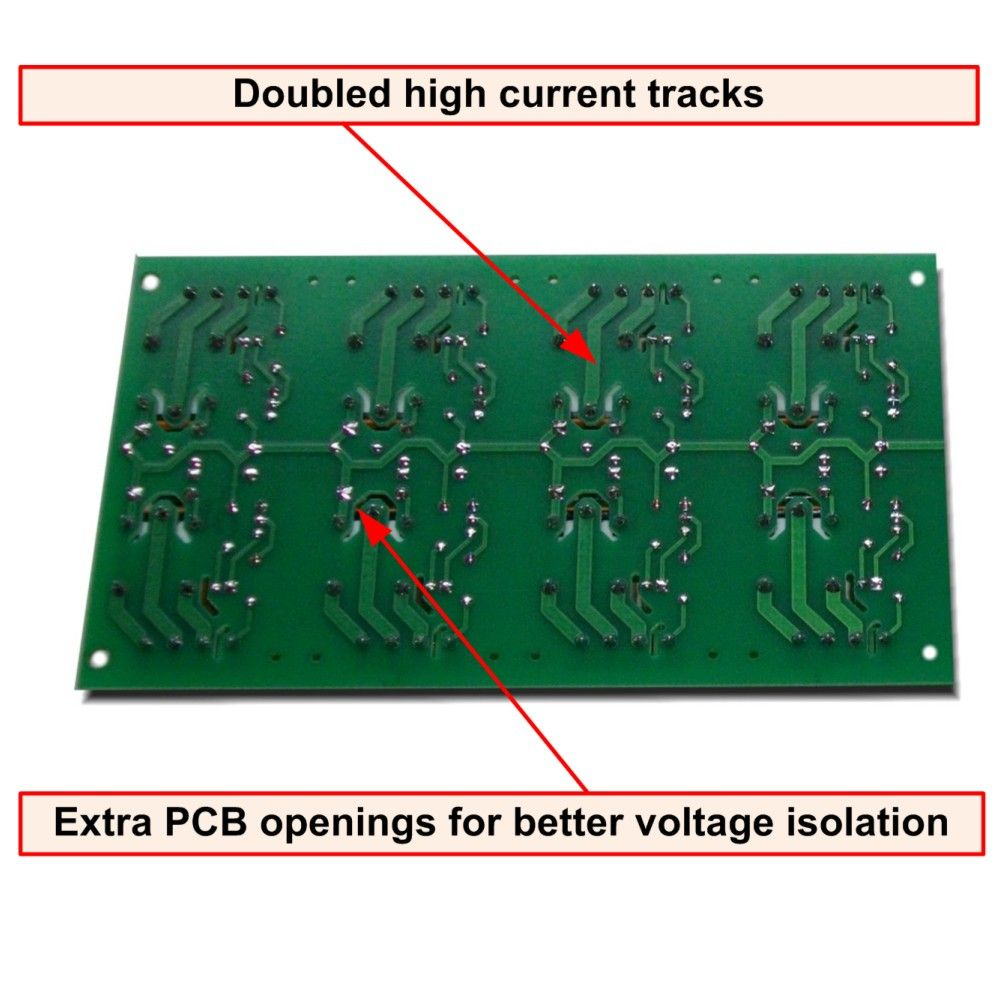 hight resolution of 8 channel relay board for your arduino or raspberry pi 24v