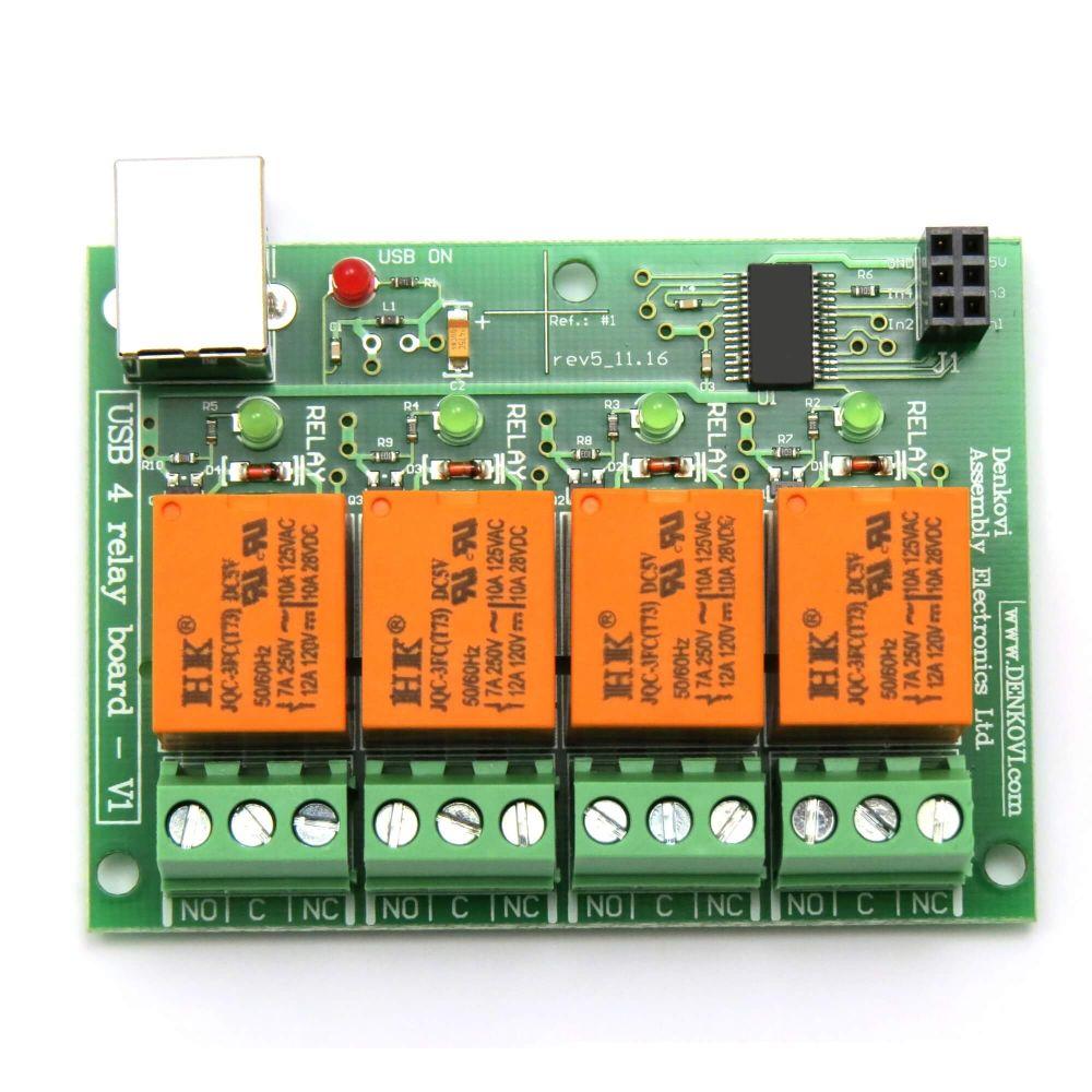 Channel Lpt Relay Board Electronicslab