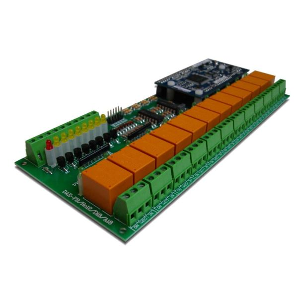 Ethernet Relay Module - Year of Clean Water