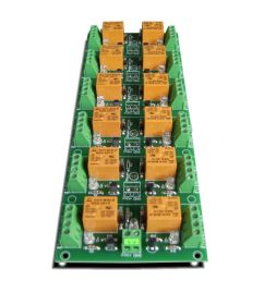 12 channel relay board for your arduino or raspberry pi 5v [ 900 x 900 Pixel ]