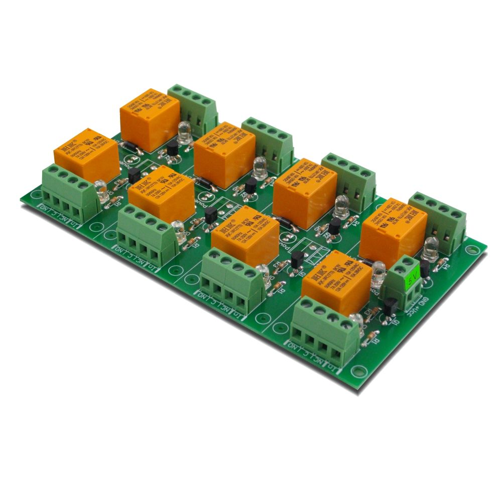 medium resolution of 8 relay board for your pic avr arm 8051 arduino or raspberry pi arduino 8 channel relay wiring diagram