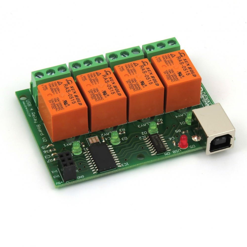 Basic Automation Relay Board