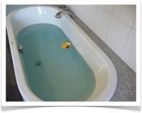 Wassermenge badewanne  Schwimmbad und Saunen