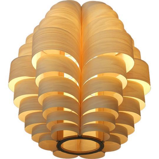 Kiểu đèn thả đẹp mắt được sử dụng trang trí quầy bar hay phòng đọc sách