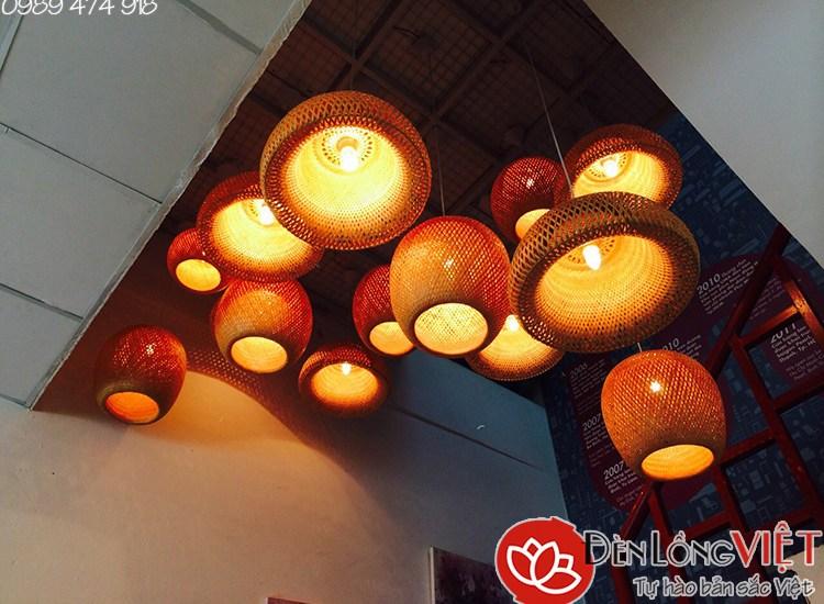Đèn trang trí quán cafe cổ điển