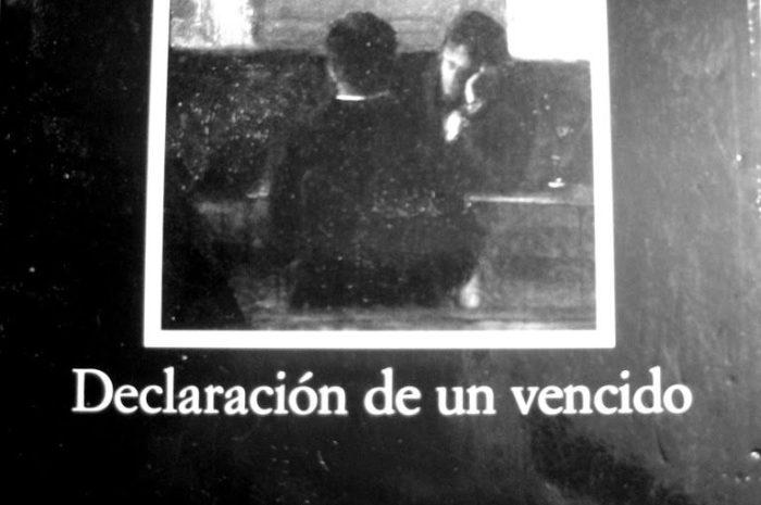 Declaración de un vencido / Alejandro Sawa