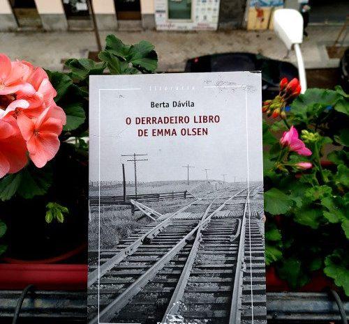 O derradeiro libro de Emma Olsen / Berta Dávila
