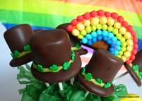 Chocolate Marshmallow cake pops