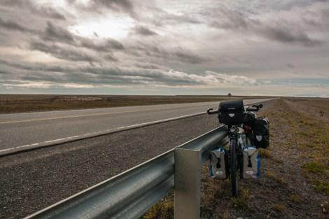 bleak-flat-land