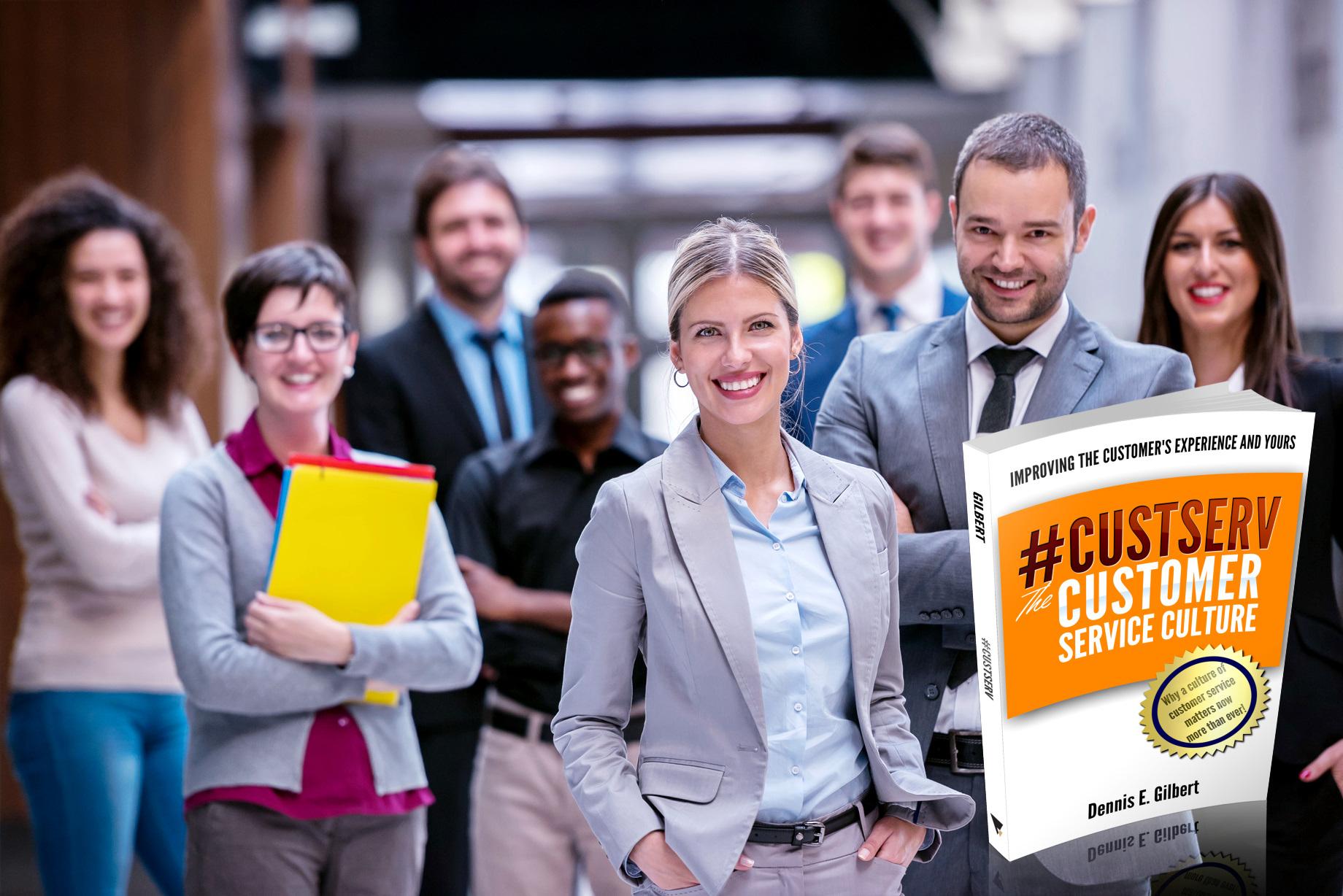 business people #custserv
