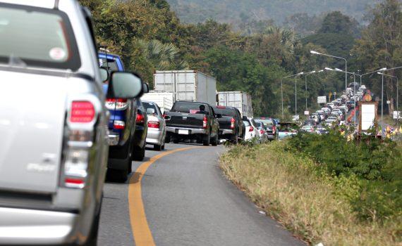 correct lane