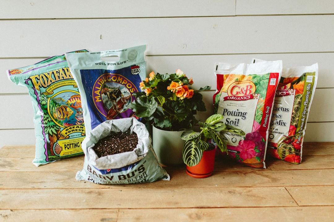 Soil, Fertilizer & Controls