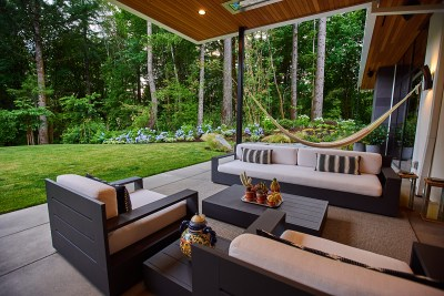 residential landscaping portland home covered patio