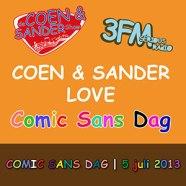 Comic Sans dag!