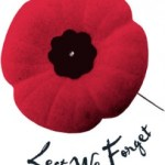Lest We Forget Flanders Fields...