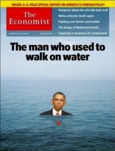 Economist Obama ...