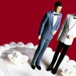 Homosexual cake..