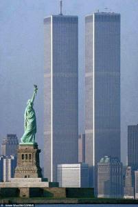 Twin Towers Sep 11 2001...