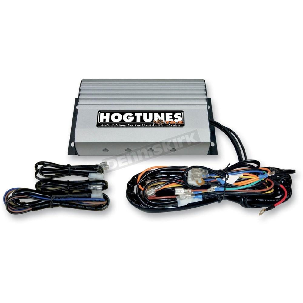 medium resolution of hogtunes amp front rear speakers 2000 2013 hogtunes rev series 200 watt 2 channel amp kit for hogtunes nca 450 aa 200 watt 4 channel amp kit for 2000