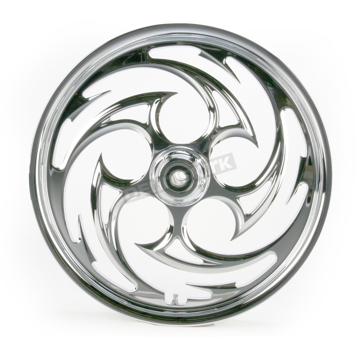 Rc Components Chrome 21 X 2 15 Savage One Piece Wheel
