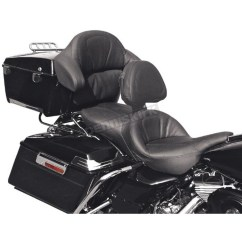 Road Sofa Seat Goldwing The King Au Saddlemen Deluxe Touring With Driver