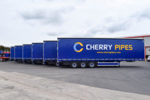 cherry drainage pipes dennison