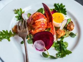 Lobster Dish, Les Brumes De Coude, Moncton NB