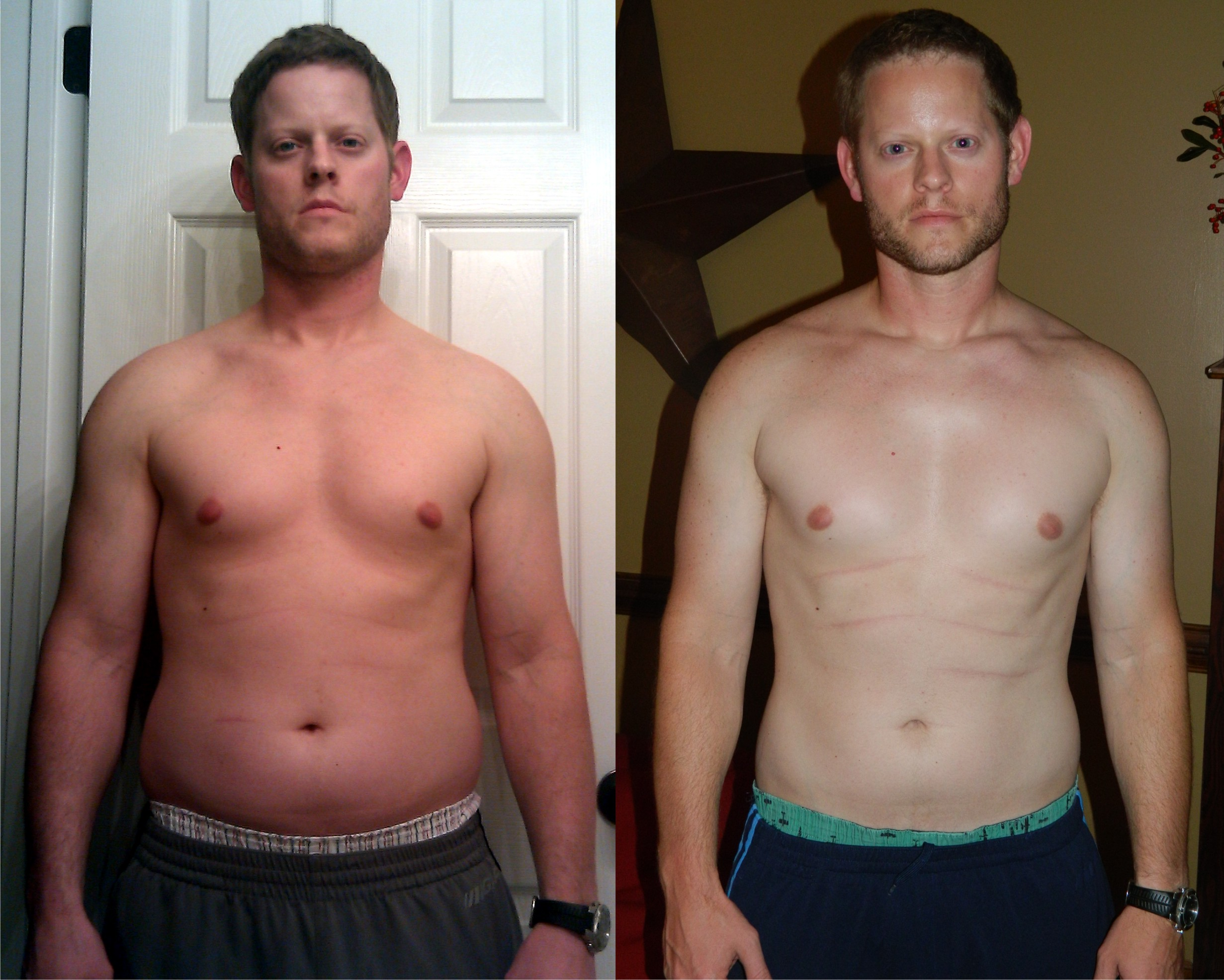 Before And After During Insanity Pictures