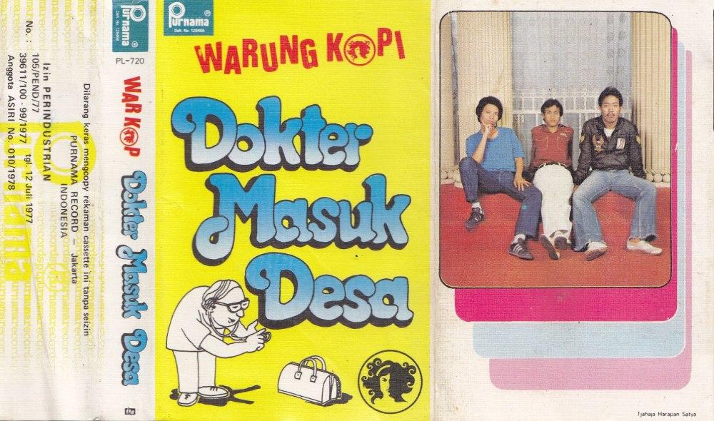 Warkop 12 Pas ( Telaah 12 Kaset Lawak & Musik Warkop 1979 - 1987) (3/6)