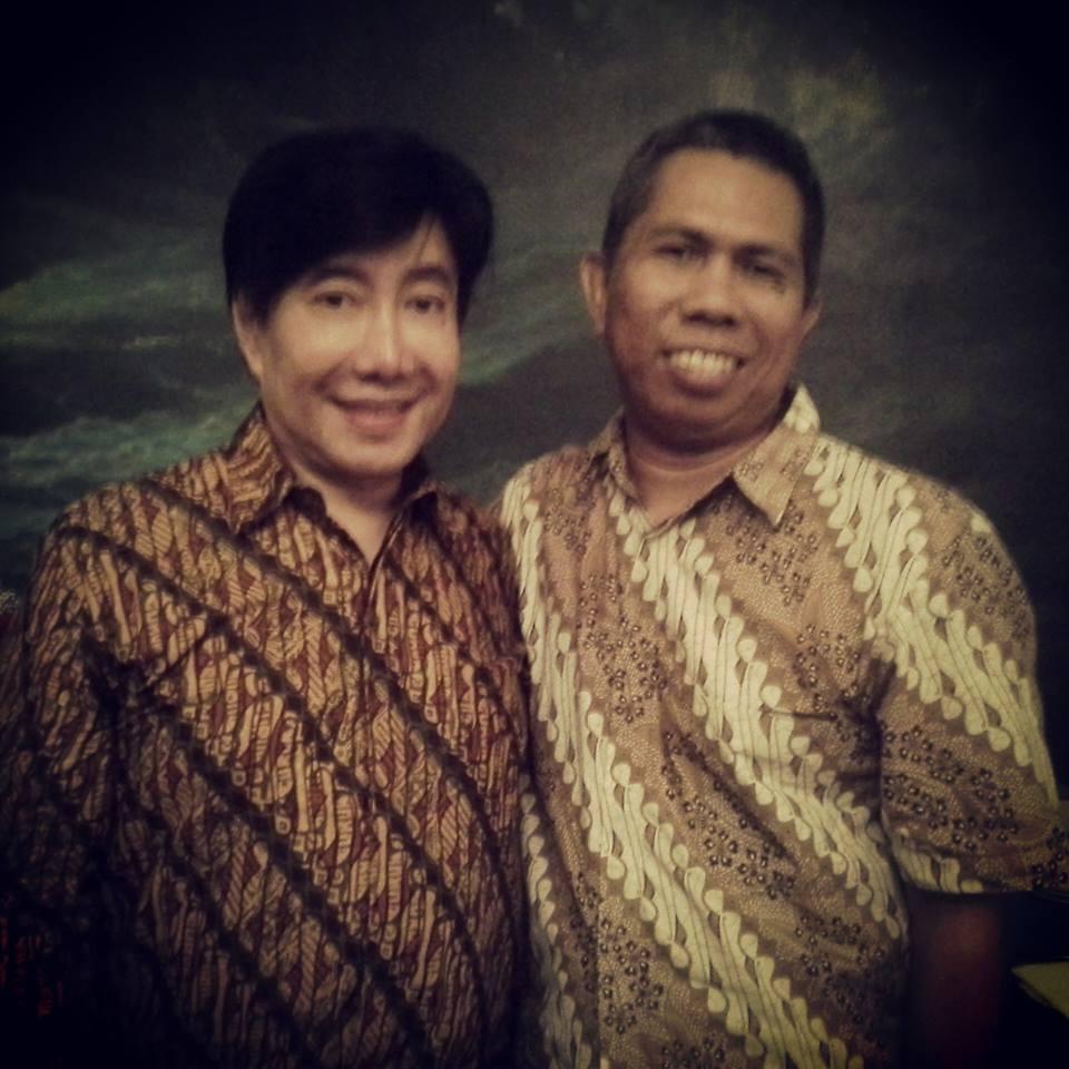 Berbagi Cerita di Pesta Ulang Tahun Guruh Sukarno Putra (2/4)