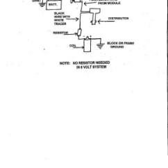 Model A 12 Volt Wiring Diagram Water Level Indicator Project With Circuit 6 Or Positive Ground