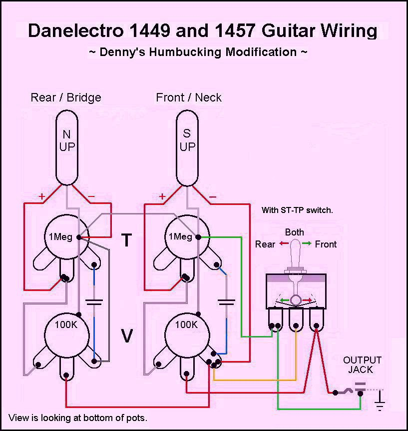 pots wiring diagram dryer schematic danoguitarschematics1