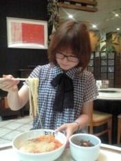 black bow noodles
