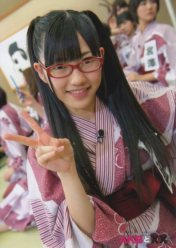 """You know Mayu: """"men never make passes at ... """" oh forget it."""
