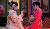 """Mayu and Yui scene from """"Lonely Starry Sky"""" video."""