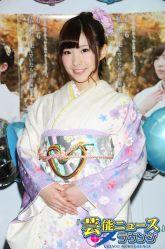 Iwasa Misaki promoting new CD
