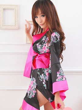 simple pink sash