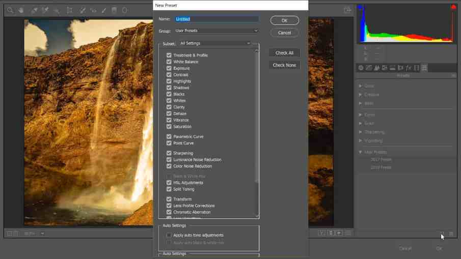 How to Upgrade Your Presets for Lightroom CC 2019 - Denny's Tips