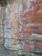 Aboriginal Wandmalereien Kakadu Nationalpark