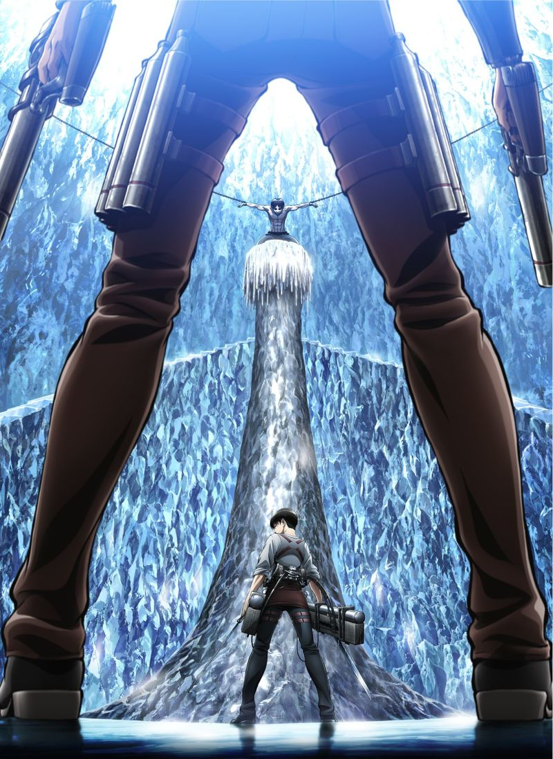 Snk Saison 3 Ep 20 : saison, Attack, Titan, Season, Episode, Guide