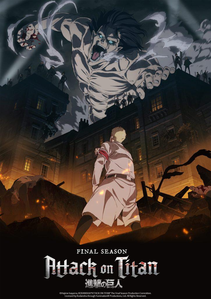 Shingeki no Kyojin (L'Attaque des Titans) Saison 4 - 12 VOSTFR