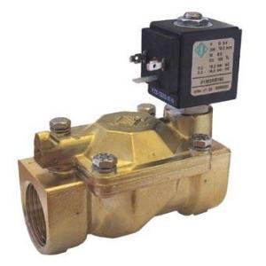 solenoid valve brass