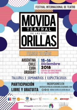 Vicente Lóprz Movida teatral TAPA
