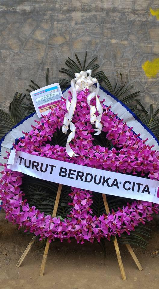 Bunga Krans Duka Cita Denpasar