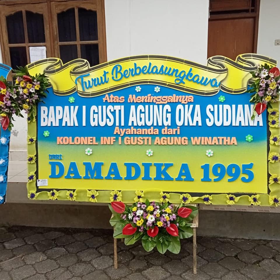 Toko Karangan Bunga Wedding di Tabanan