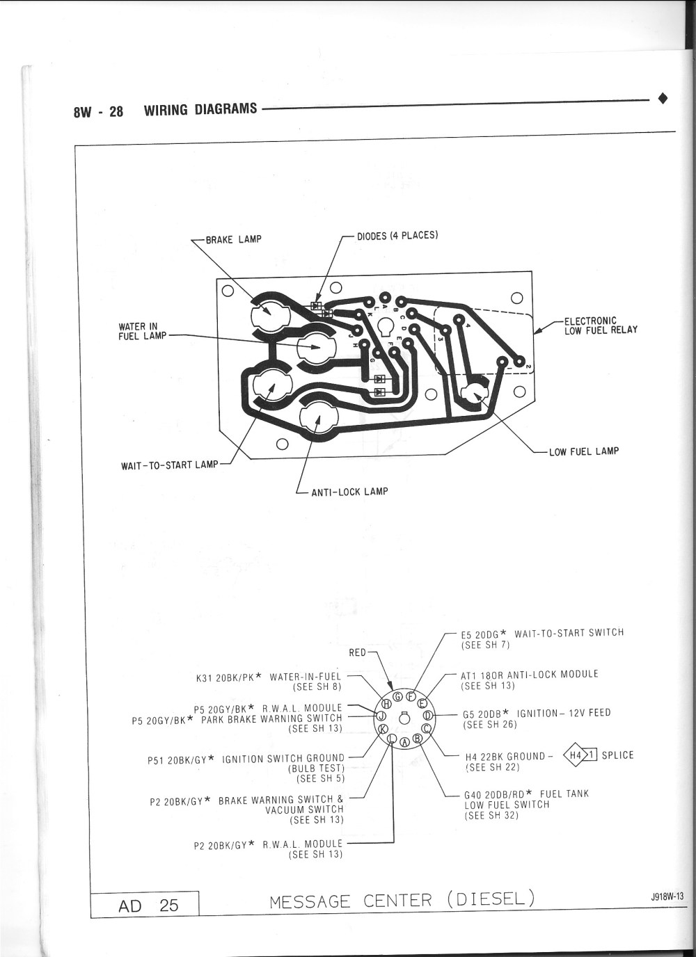 medium resolution of 1973 plymouth cuda rallye dash wiring diagram 1973 get am103286 ignition switch diagram 1979 grady white