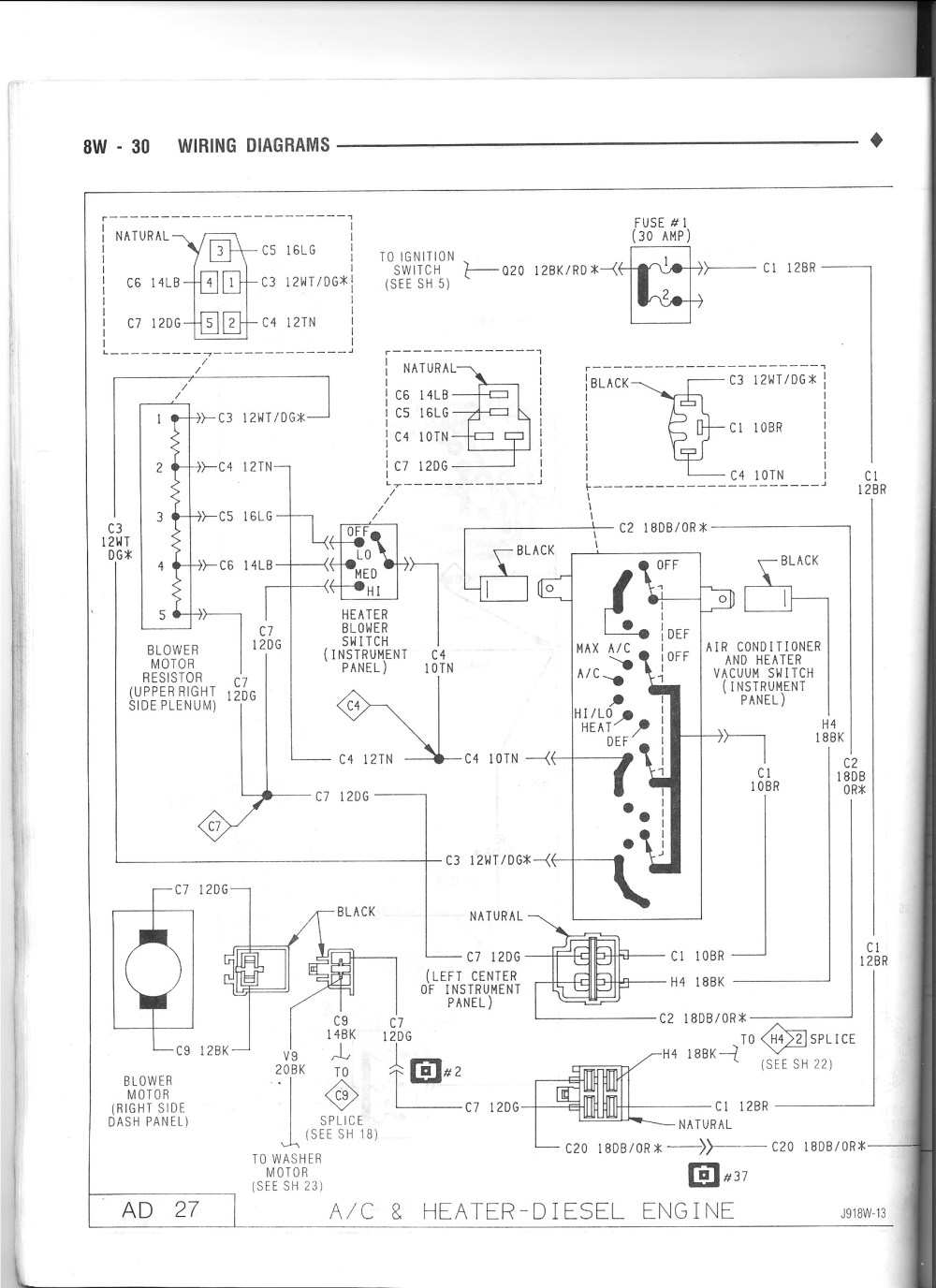 medium resolution of 1989 dodge ram d350 fuse diagram house wiring diagram symbols u2022 1996 dodge ram 1500
