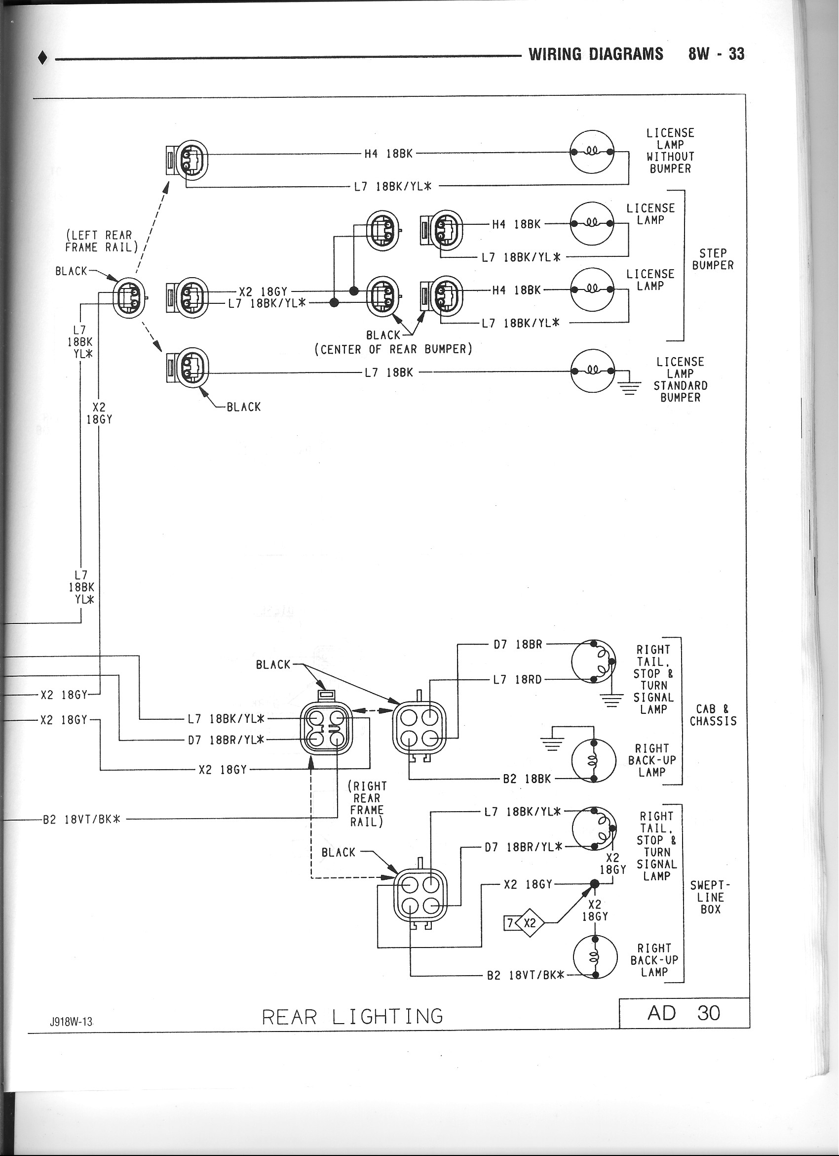 hight resolution of dodge tail light wiring harness wiring diagram 2007 dodge ram 2500 tail light wiring harness