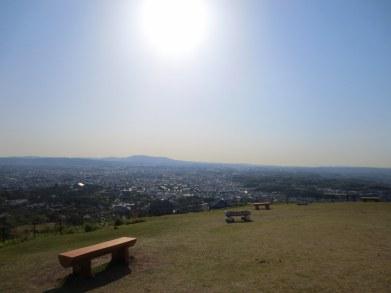 Nara wakakusa view